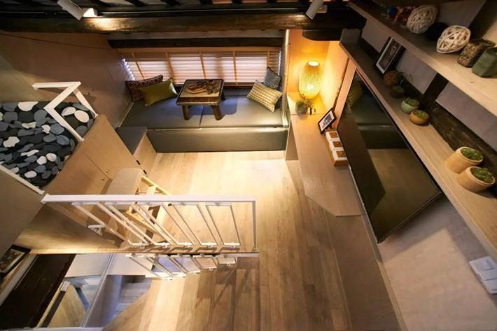 Biến ngôi nhà cũ nát 24m² thành ngôi nhà đẹp kết hợp kinh doanh tầng 1 - Ảnh 12.
