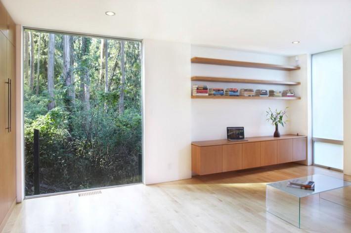 Ý tưởng độc đáo trang trí nhà với cửa kính rộng - Ảnh 2.