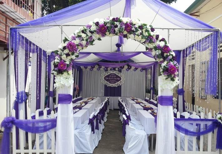 Những chi tiết mới lạ để tiệc cưới của bạn thêm phần ấn tượng - Ảnh 2.
