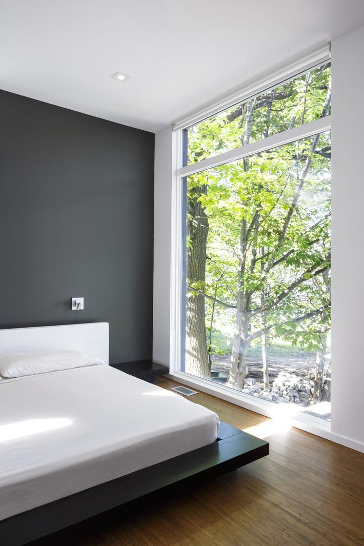 Ý tưởng độc đáo trang trí nhà với cửa kính rộng - Ảnh 3.