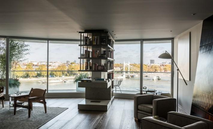 Ý tưởng độc đáo trang trí nhà với cửa kính rộng - Ảnh 4.