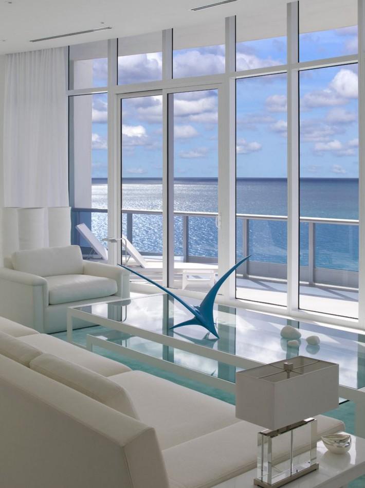 Ý tưởng độc đáo trang trí nhà với cửa kính rộng - Ảnh 7.