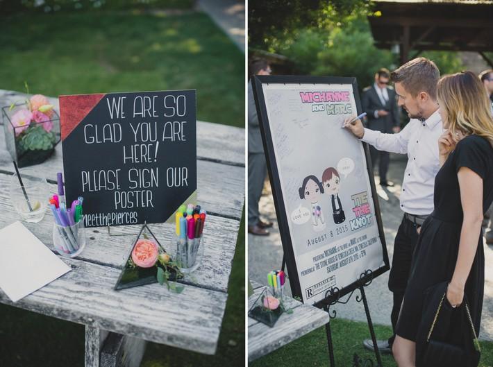 Những chi tiết mới lạ để tiệc cưới của bạn thêm phần ấn tượng - Ảnh 7.