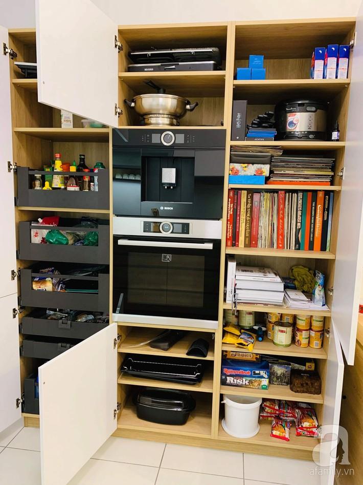 Căn bếp gây nghiện rộng 11m² với đủ chức năng của chàng trai 27 tuổi người Việt tại Pháp - Ảnh 12.