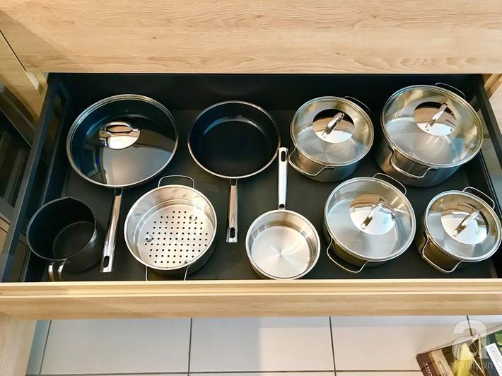 Căn bếp gây nghiện rộng 11m² với đủ chức năng của chàng trai 27 tuổi người Việt tại Pháp - Ảnh 9.