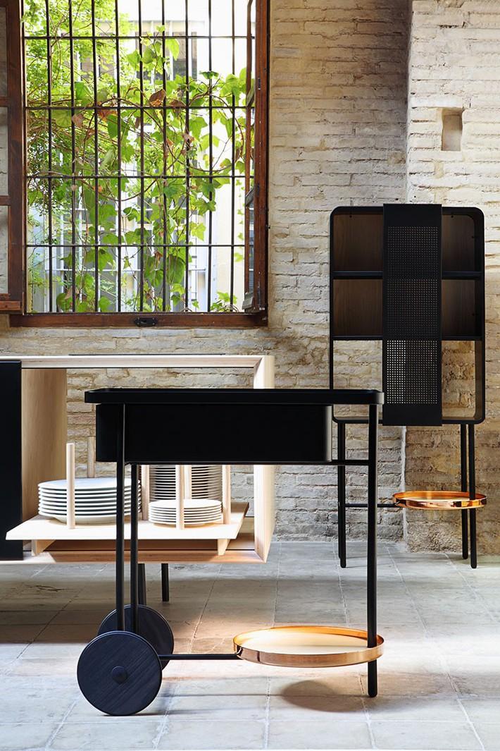 Căn bếp nhỏ gọn, độc đáo cho không gian sống hiện đại - Ảnh 2.