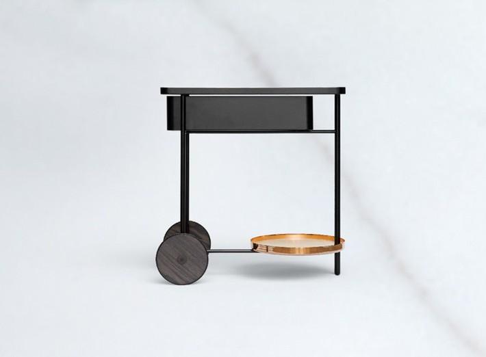 Căn bếp nhỏ gọn, độc đáo cho không gian sống hiện đại - Ảnh 6.