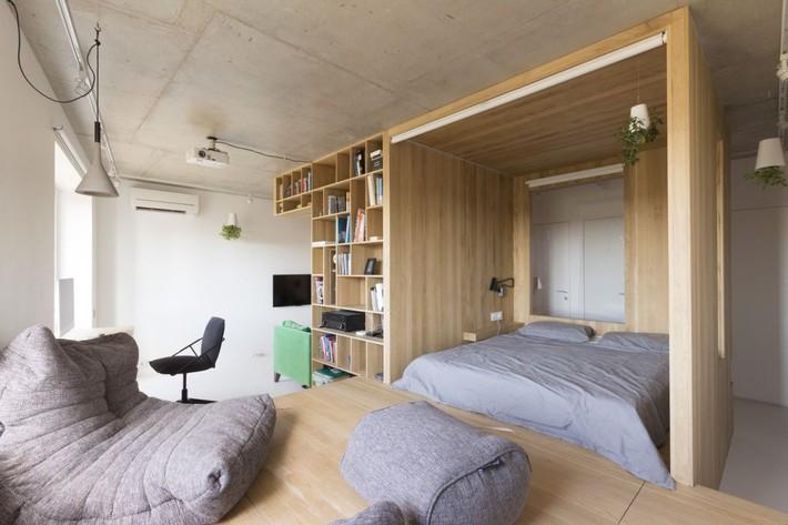 Cuộc sống trong những căn hộ nhỏ chưa được 46m² này dễ dàng hơn bạn tưởng! - Ảnh 7.