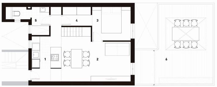 Cuộc sống trong những căn hộ nhỏ chưa được 46m² này dễ dàng hơn bạn tưởng! - Ảnh 10.
