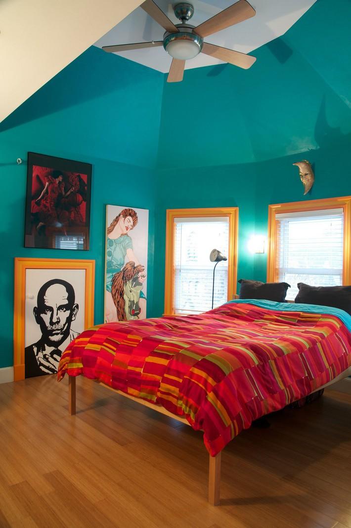 4 quy tắc vàng mà bạn cần phải biết trong việc phối màu sắc thiết kế cho các không gian nhà - Ảnh 11.