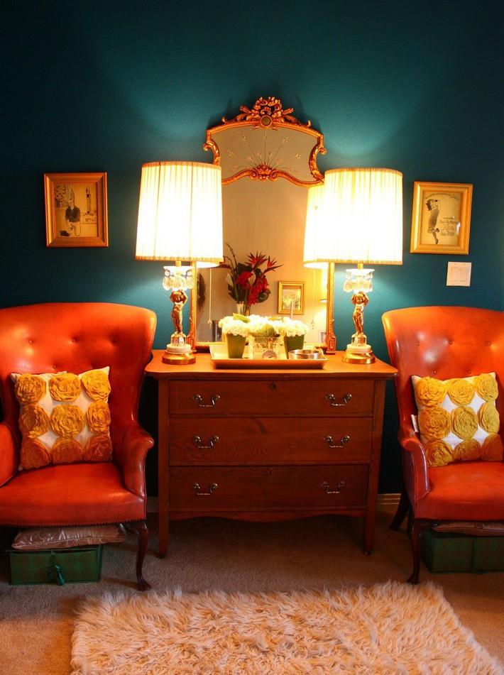 4 quy tắc vàng mà bạn cần phải biết trong việc phối màu sắc thiết kế cho các không gian nhà - Ảnh 12.