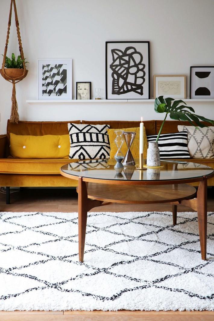 4 quy tắc vàng mà bạn cần phải biết trong việc phối màu sắc thiết kế cho các không gian nhà - Ảnh 5.