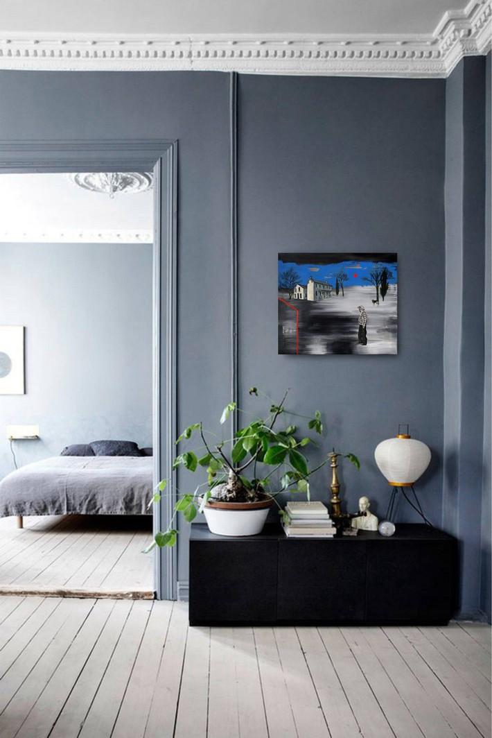 4 quy tắc vàng mà bạn cần phải biết trong việc phối màu sắc thiết kế cho các không gian nhà - Ảnh 8.