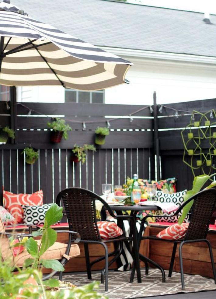 Những ý tưởng siêu đẹp mà bạn có thể dễ dàng áp dụng vào góc thư giãn của gia đình để chào đón mùa hè - Ảnh 14.