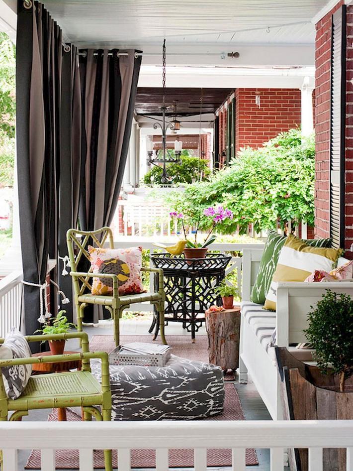 Những ý tưởng siêu đẹp mà bạn có thể dễ dàng áp dụng vào góc thư giãn của gia đình để chào đón mùa hè - Ảnh 16.