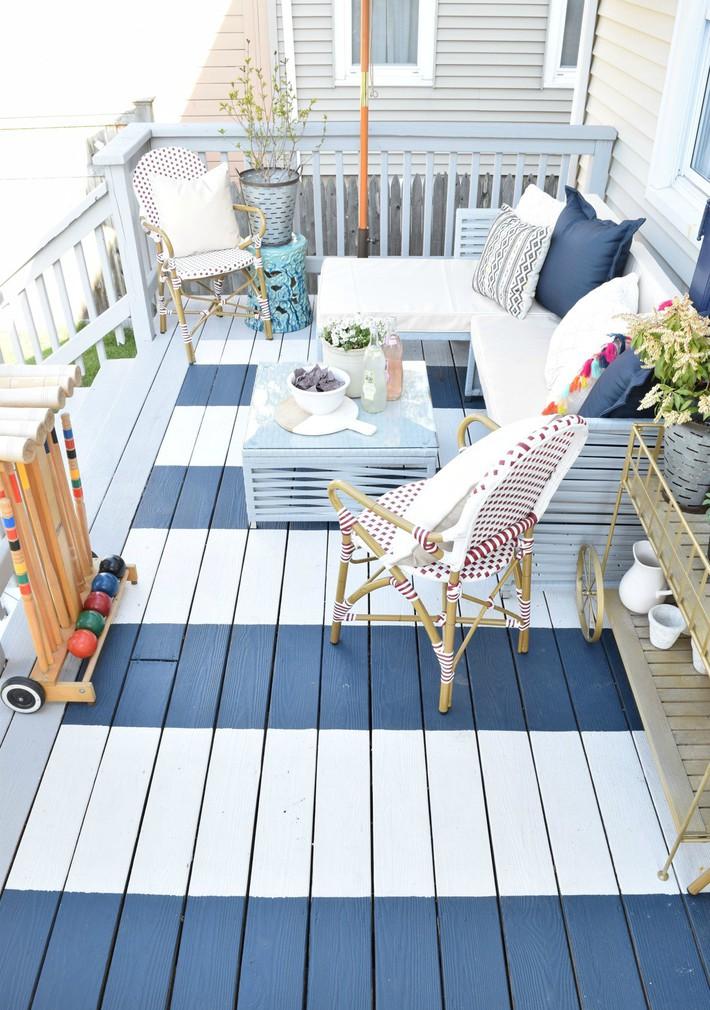 Những ý tưởng siêu đẹp mà bạn có thể dễ dàng áp dụng vào góc thư giãn của gia đình để chào đón mùa hè - Ảnh 3.