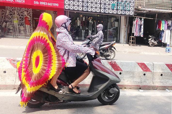 Style Ninja đã được nâng cấp lên một tầm cao mới trong những ngày Sài Gòn nắng nóng đến suy nhược - Ảnh 3.