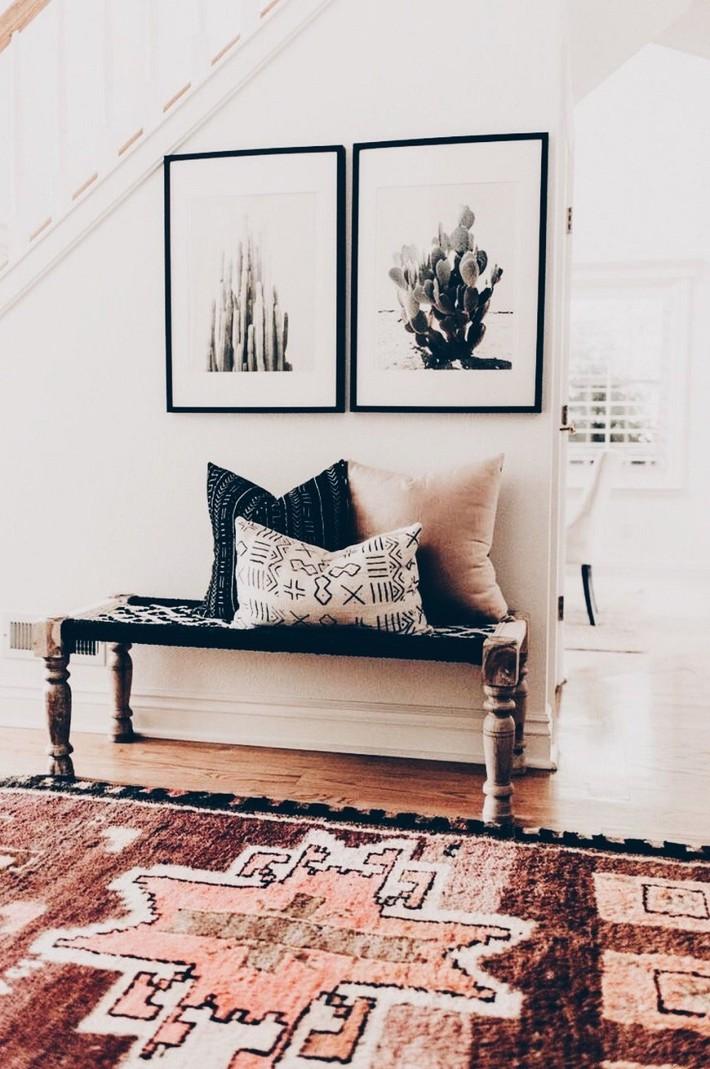 Ngừng biến lối vào nhà mình thành góc chết nhờ 3 ý tưởng thiết kế phổ biến và độc đáo này - Ảnh 10.