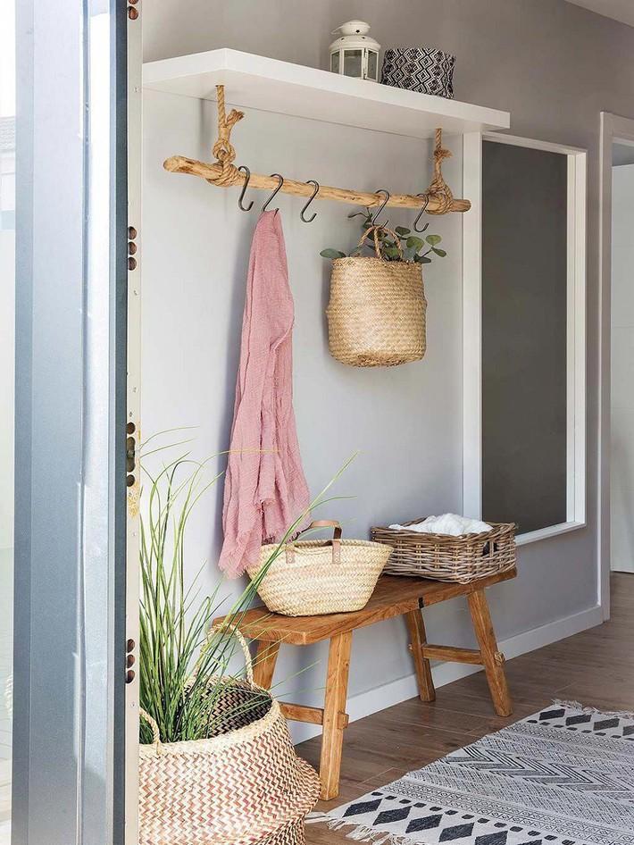Ngừng biến lối vào nhà mình thành góc chết nhờ 3 ý tưởng thiết kế phổ biến và độc đáo này - Ảnh 12.
