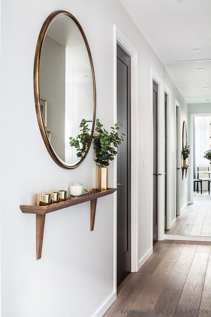 Ngừng biến lối vào nhà mình thành góc chết nhờ 3 ý tưởng thiết kế phổ biến và độc đáo này - Ảnh 13.