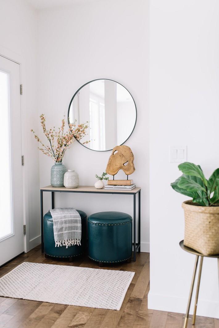 Ngừng biến lối vào nhà mình thành góc chết nhờ 3 ý tưởng thiết kế phổ biến và độc đáo này - Ảnh 14.