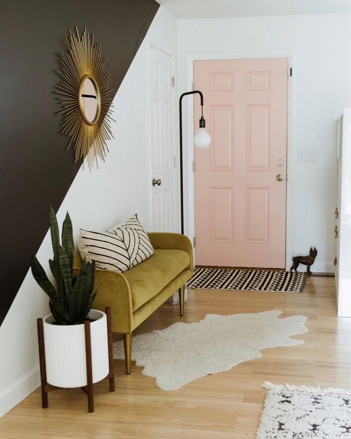 Ngừng biến lối vào nhà mình thành góc chết nhờ 3 ý tưởng thiết kế phổ biến và độc đáo này - Ảnh 3.