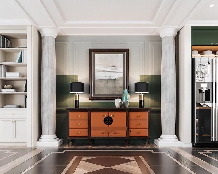 Khoe thiết kế bên trong biệt thự mới đẹp lộng lẫy, Hằng Túi tiết lộ suýt từ mặt chồng vì bất đồng sở thích - Ảnh 9.