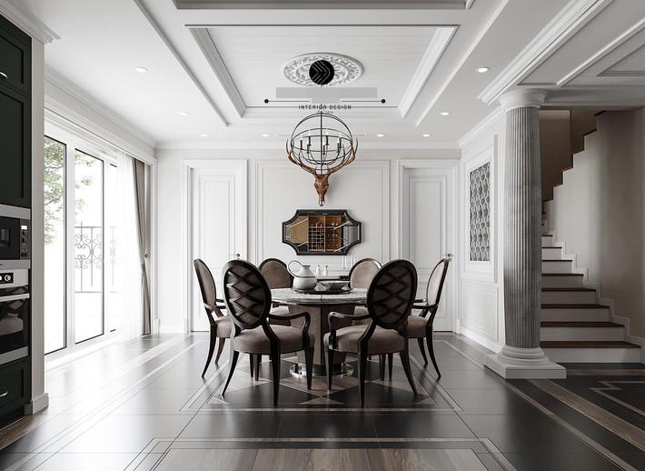 Khoe thiết kế bên trong biệt thự mới đẹp lộng lẫy, Hằng Túi tiết lộ suýt từ mặt chồng vì bất đồng sở thích - Ảnh 8.