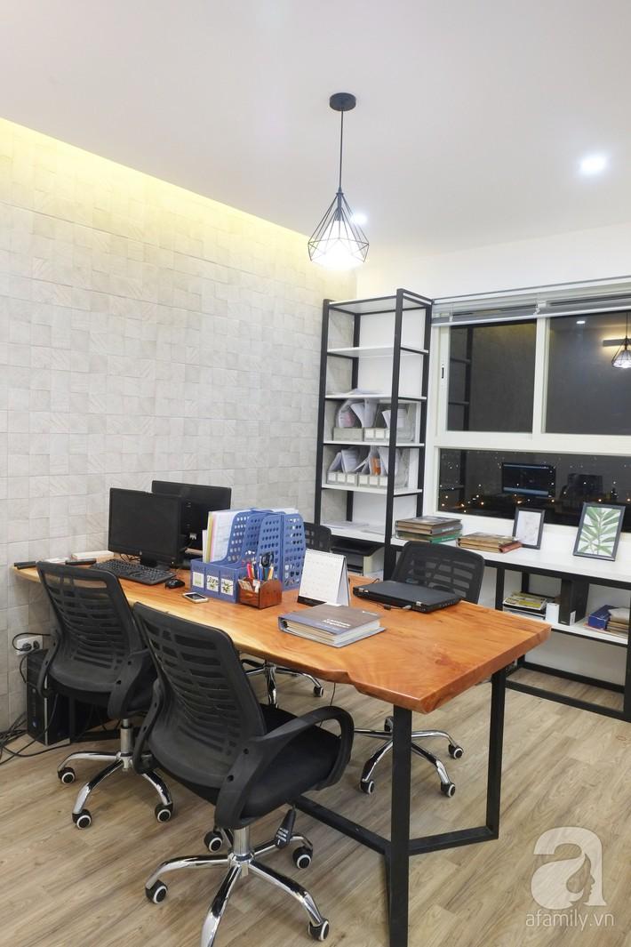 Căn hộ hạ gục mọi ánh nhìn nhờ thiết kế tường kính sáng tạo, đa chức năng ở Long Biên, Hà Nội - Ảnh 18.