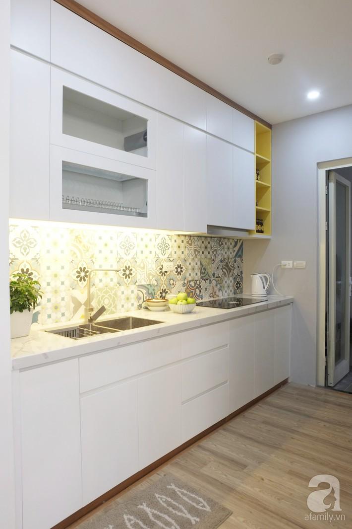 Căn hộ hạ gục mọi ánh nhìn nhờ thiết kế tường kính sáng tạo, đa chức năng ở Long Biên, Hà Nội - Ảnh 10.