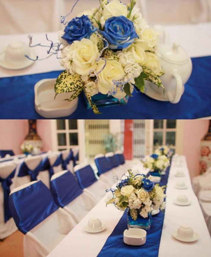 Gợi ý trang trí nhà đám cưới theo tông màu  - Ảnh 6.