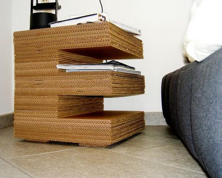 Bạn sẽ không bao giờ bỏ bìa các tông nữa sau khi biết 10 cách tái chế cực hay này - Ảnh 3.