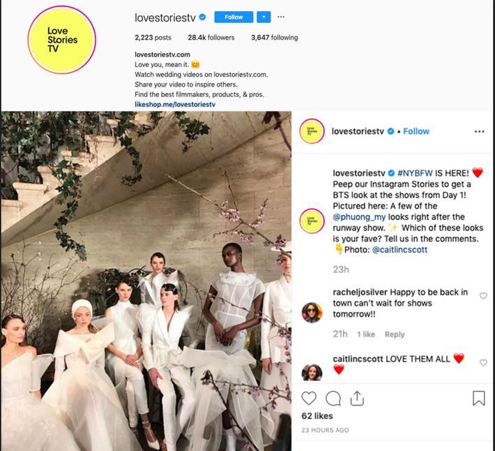 BST váy cưới PHUONG MY xuất hiện trên hàng loạt báo Mỹ sau New York Fashion Week Bridal - Ảnh 8.