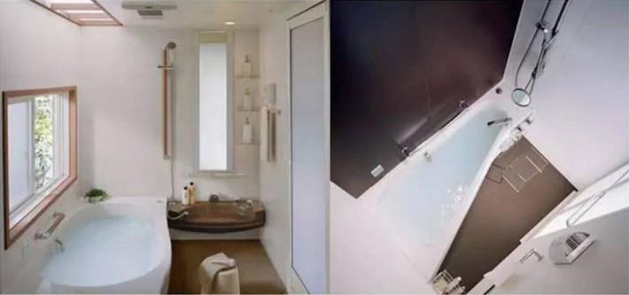Phòng tắm trong mơ đến từ Nhật khiến ai cũng thích thú ngay từ lần sử dụng đầu tiên - Ảnh 2.