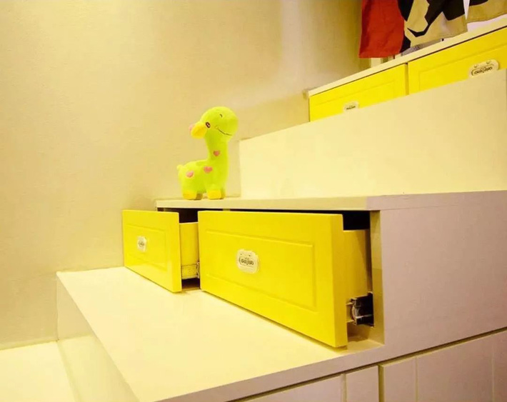 Nhà tập thể 35m² được thiết kế thông minh với 2 phòng ngủ dành cho gia đình 3 người - Ảnh 8.