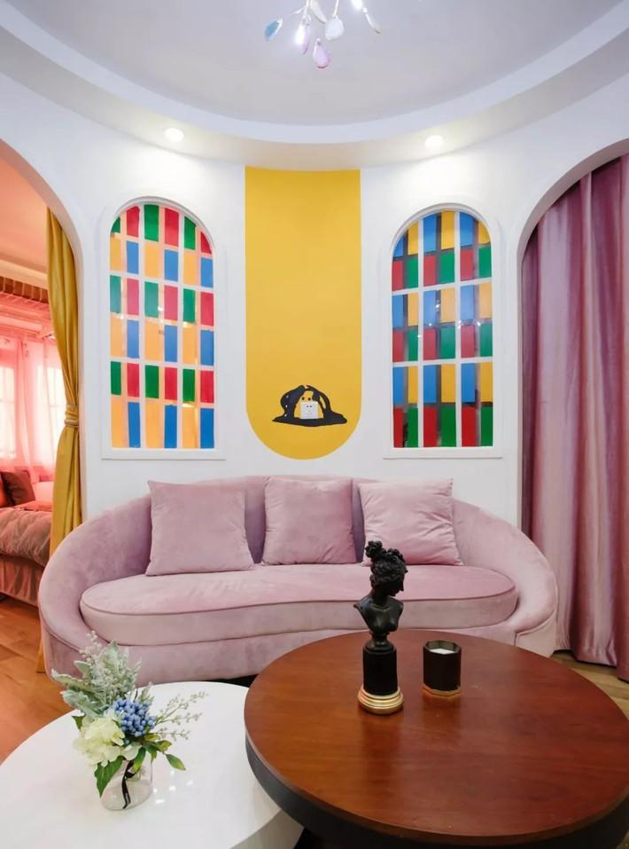 Cải tạo căn hộ: Từ cũ kỹ cặp vợ chồng trẻ đã cải tạo thành không gian sống đẹp như mơ - Ảnh 5.