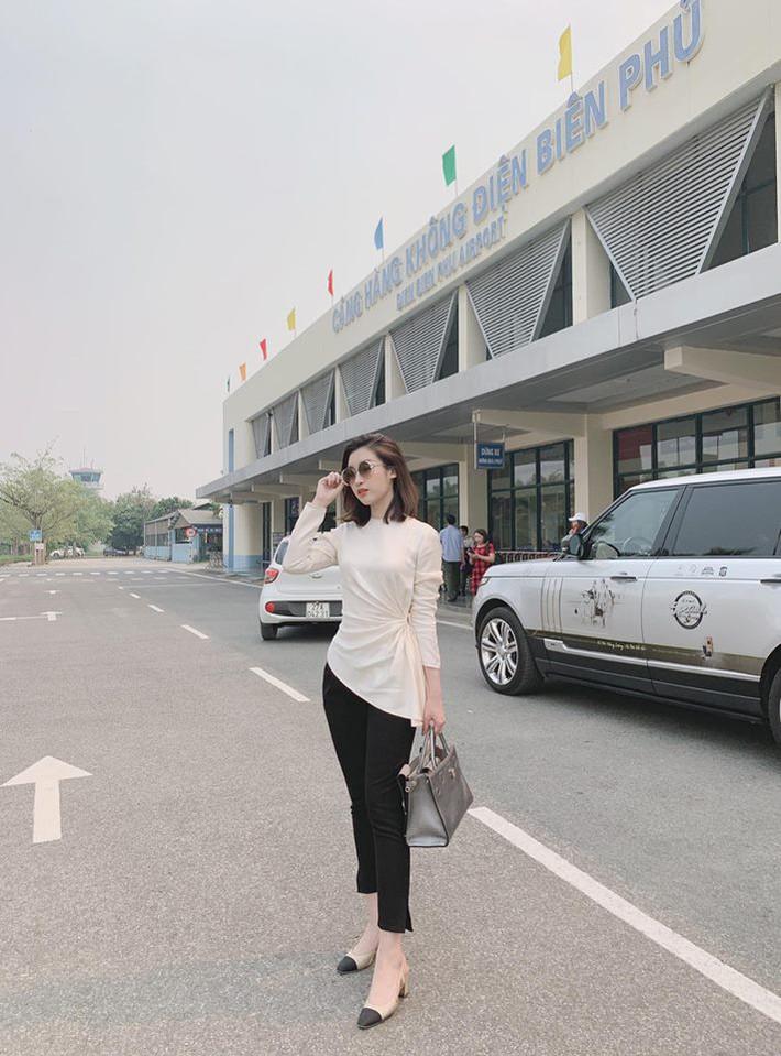 Kỳ Duyên tình ấm mặn nồng bên Minh Triệu, Hà Tăng diện váy sát nách đương đầu với nắng nóng trong street style tuần này - Ảnh 10.