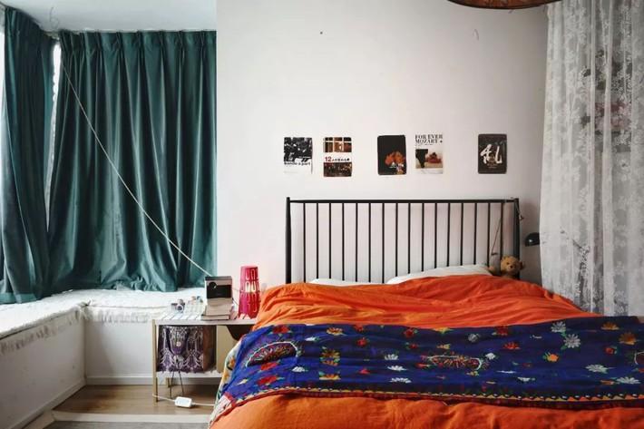 Hai cô gái thuê căn hộ 141m² và dành tiền cải tạo thành không gian ai nhìn cũng muốn xách vali đến ở - Ảnh 11.