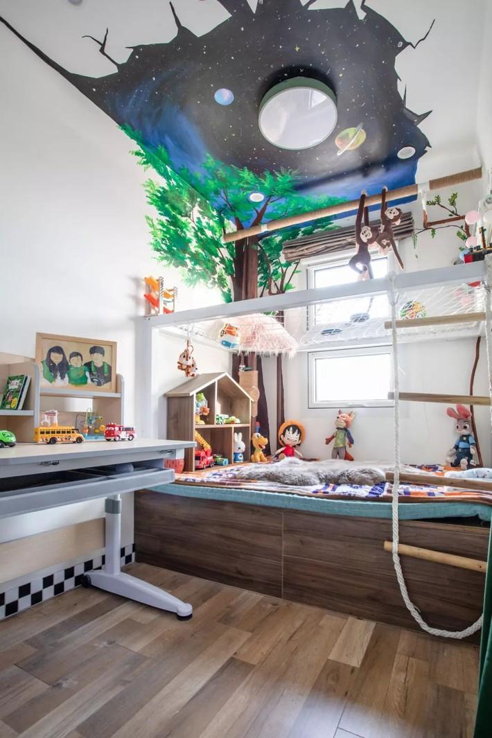 Cải tạo căn hộ: Từ cũ kỹ cặp vợ chồng trẻ đã cải tạo thành không gian sống đẹp như mơ - Ảnh 9.