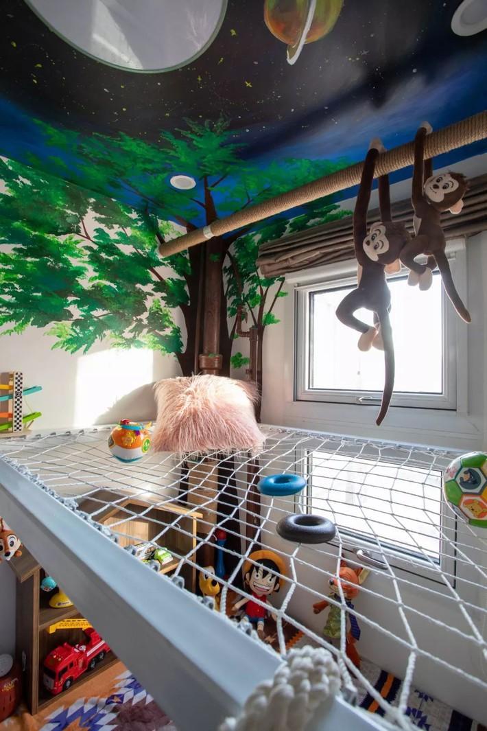Cải tạo căn hộ: Từ cũ kỹ cặp vợ chồng trẻ đã cải tạo thành không gian sống đẹp như mơ - Ảnh 10.