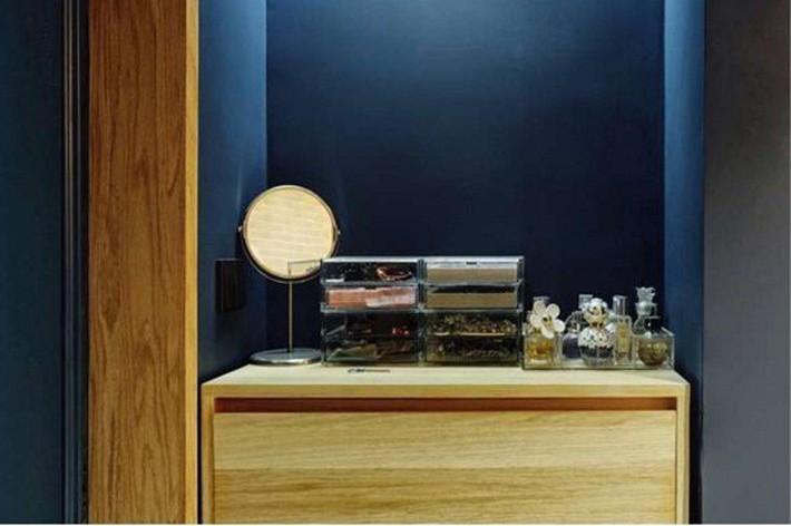 Căn hộ 41m² bỗng chốc hóa rộng thênh thang nhờ mẹo tăng sáng và tận dụng góc lưu trữ hợp lý - Ảnh 13.