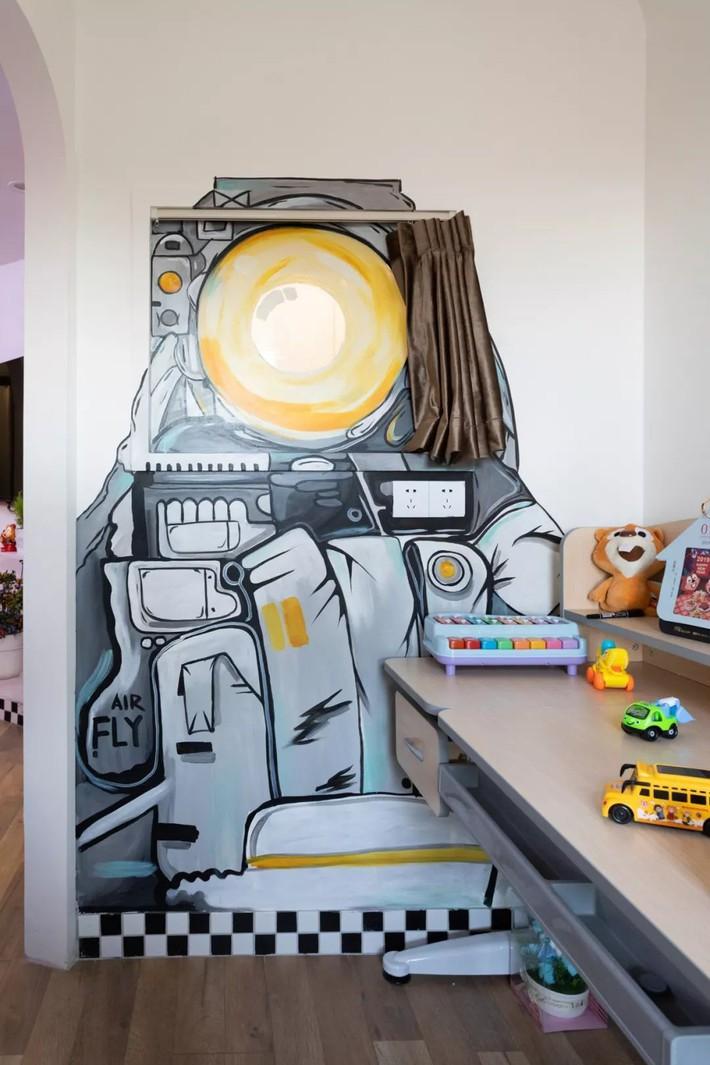 Cải tạo căn hộ: Từ cũ kỹ cặp vợ chồng trẻ đã cải tạo thành không gian sống đẹp như mơ - Ảnh 11.