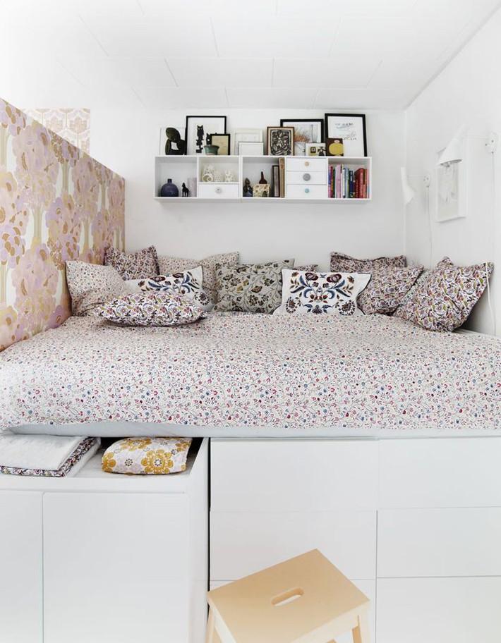 15 thiết kế lưu trữ tuyệt đẹp và gọn gàng cho phòng ngủ của bạn - Ảnh 9.