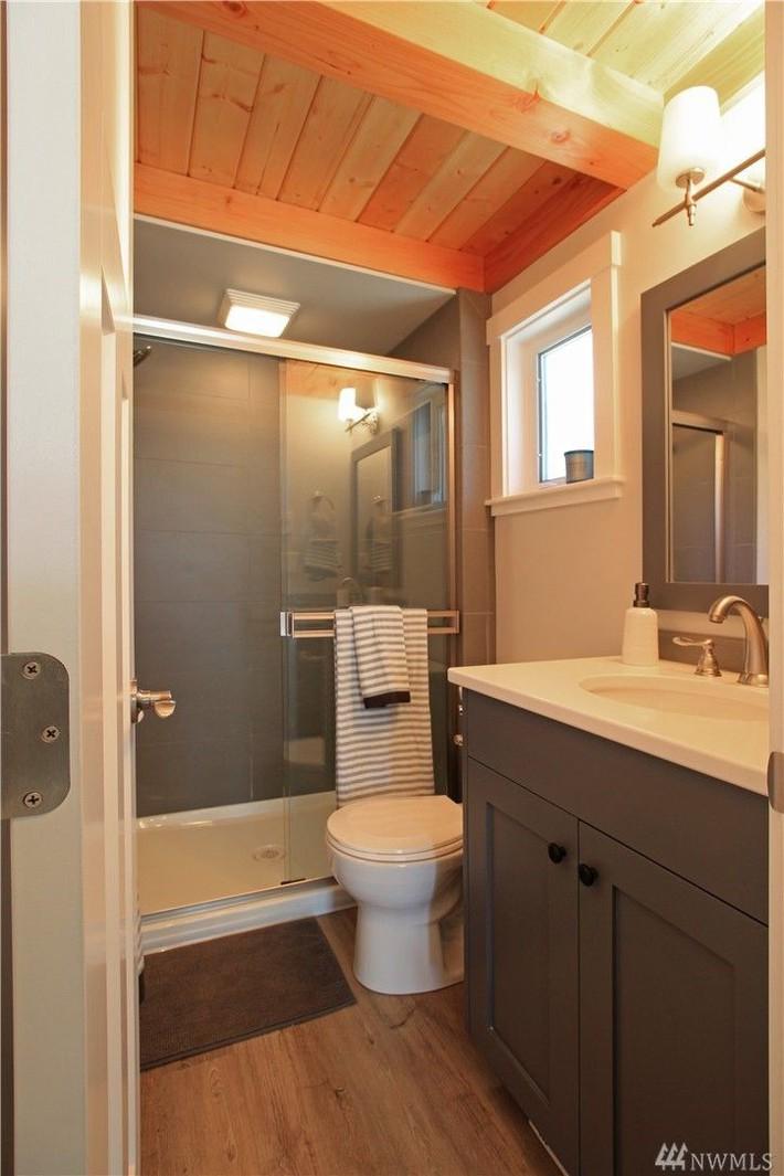 Học hỏi cách thiết kế của ngôi nhà nhỏ 37m² tiện lợi đủ đường - Ảnh 10.