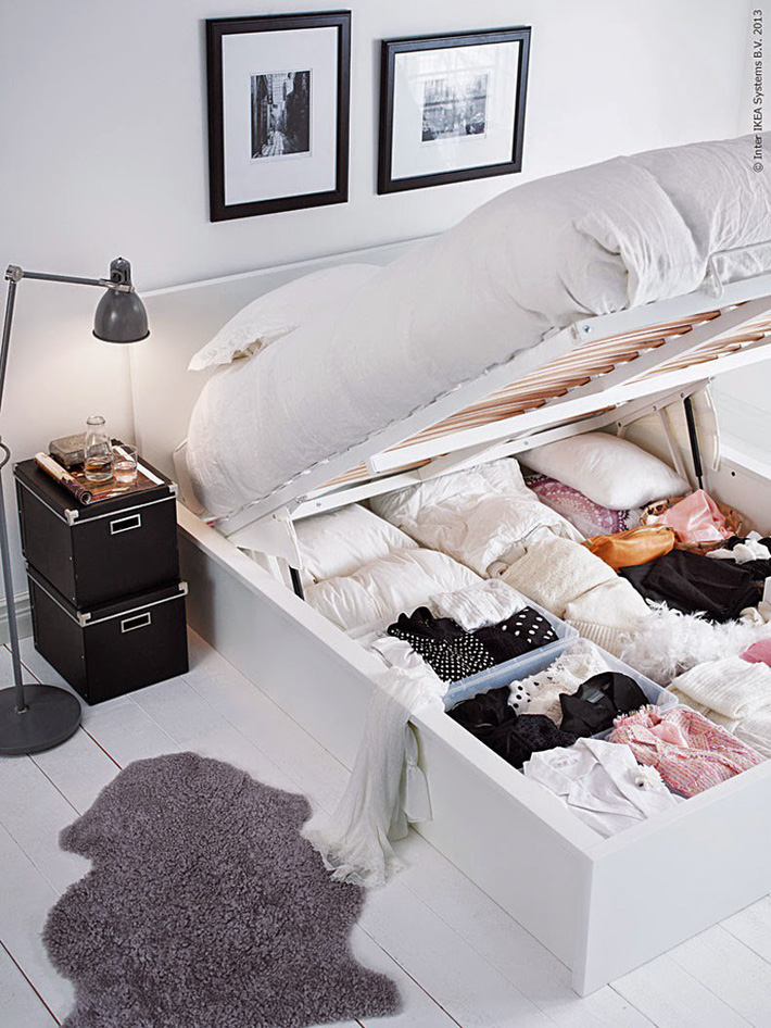 15 thiết kế lưu trữ tuyệt đẹp và gọn gàng cho phòng ngủ của bạn - Ảnh 10.