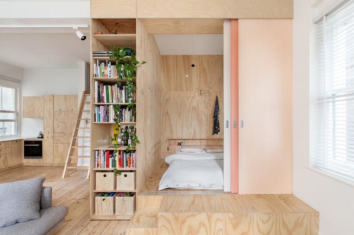 15 thiết kế lưu trữ tuyệt đẹp và gọn gàng cho phòng ngủ của bạn - Ảnh 12.