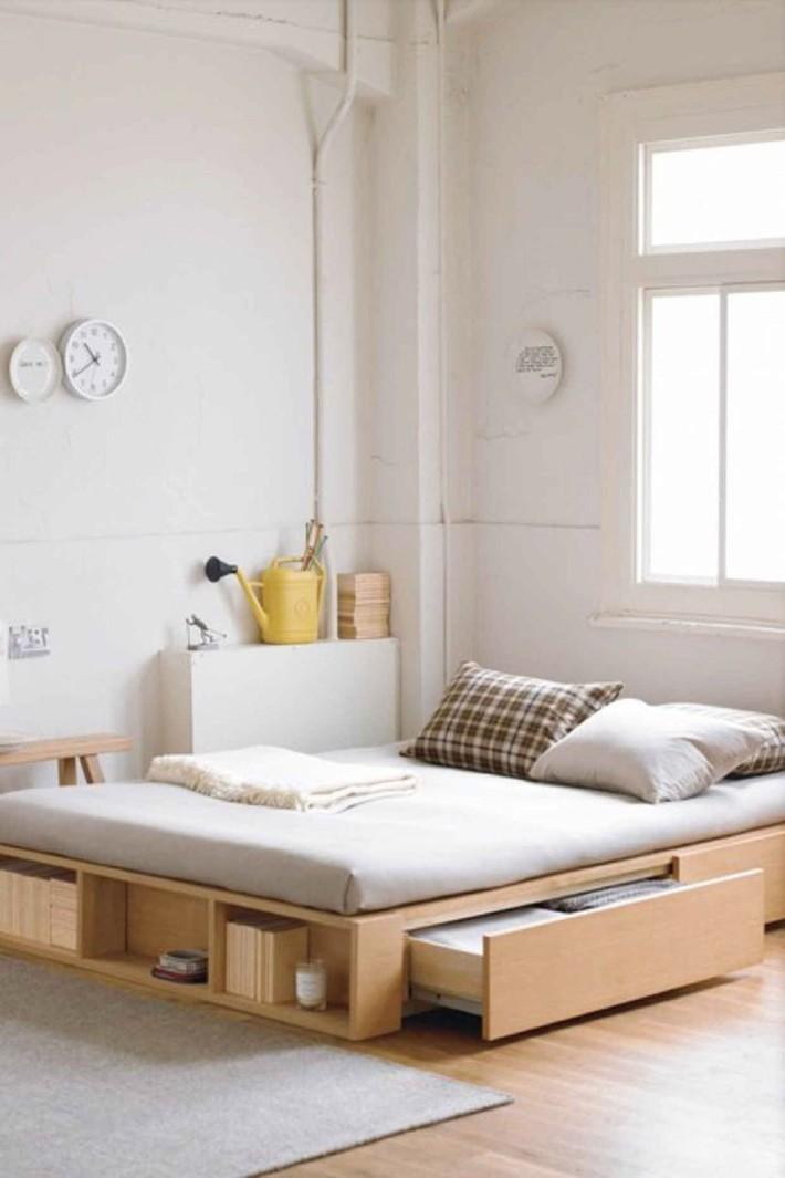 15 thiết kế lưu trữ tuyệt đẹp và gọn gàng cho phòng ngủ của bạn - Ảnh 14.