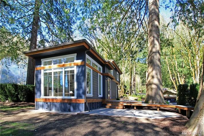 Học hỏi cách thiết kế của ngôi nhà nhỏ 37m² tiện lợi đủ đường - Ảnh 2.