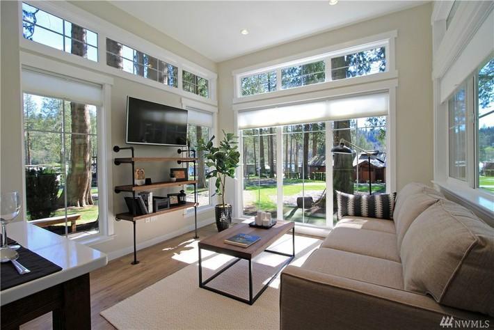 Học hỏi cách thiết kế của ngôi nhà nhỏ 37m² tiện lợi đủ đường - Ảnh 5.