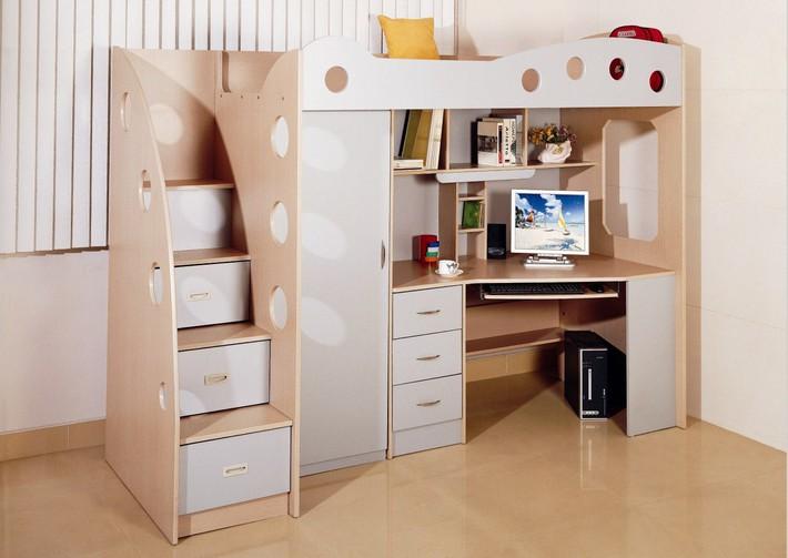 15 thiết kế lưu trữ tuyệt đẹp và gọn gàng cho phòng ngủ của bạn - Ảnh 5.